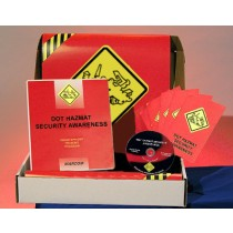 DOT HAZMAT Security Awareness DVD Kit (#K0003199EO)