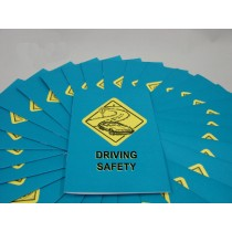 Driving Safety Booklet (#B0002550EM)