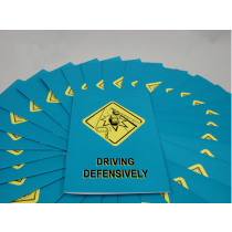 Driving Defensively Booklet (#B0002310EM)