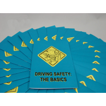 Driving Safety: The Basics Booklet (#B0002300EM)
