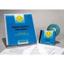 Driving Safety: The Basics Interactive CD (#C0002300ED)