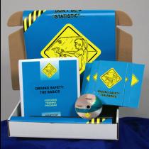 Driving Safety: The Basics DVD Kit (#K0002309EM)