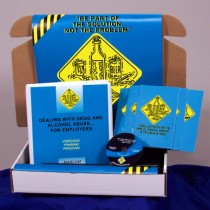 Drug and Alcohol Abuse for Employees DVD Kit (#K0002829EM)