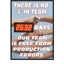 "There Is No ""I"" In Team Digital Scoreboard (#DSB59)"