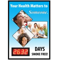 Your Health Matters To Someone Digital Scoreboard (#DSB66)