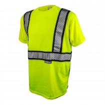 DeWalt Class 2 Modacrylic FR T-Shirt, short sleeve (#DST911)