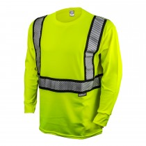 DeWalt Class 2 Modacrylic FR T-Shirt, long sleeve (#DST921)