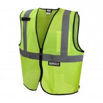 DeWalt Class 2 Economy Mesh Vest (#DSV220)