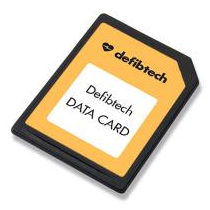 Defibtech Lifeline Training Software Card (#DTR-301)