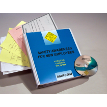Safety Awareness for New Employees DVD (#V0002509EM)