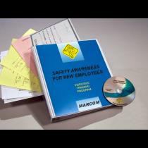 Safety Awareness for New Employees DVD (#V0003709EM)