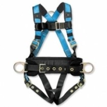 Construction Harness - Polyester (#EBB95L)