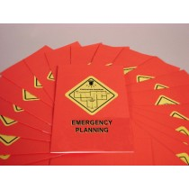 Emergency Planning Booklet (#B000EPL0EO)