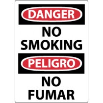 Danger No Smoking Spanish Sign (#ESD79)