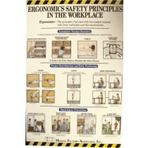 Ergonomics Safety Principles In The Workplace Poster (#ESP1)