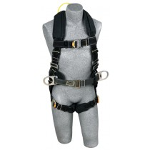 ExoFit™ XP Arc Flash Construction Harness - Dorsal Web Loop (#1110882)