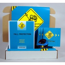 Fall Protection in Industrial and Construction Environments DVD Kit (#K0003629EM)