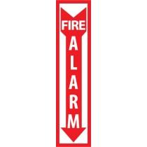 Fire Alarm Sign (arrow) (#FAP8)