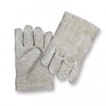 35oz. Zetex Plus with Full Split Leather Reinforcement Gloves