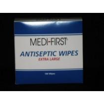 Antiseptic Wipes, 100/bx (#21433)