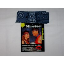 MiraCool Headband, Cowboy Blue (#954-CBL)