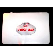 First Aid Kit, 36-unit (empty, metal) (#209-027)