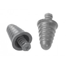 3M E-A-R Skull Screws Earplugs, no cord (#P1300)