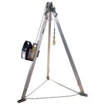 Advanced Aluminum Tripod with Salalift II Winch (#8300030)