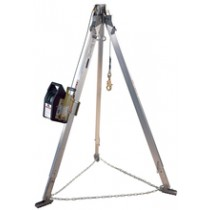 Advanced™ Aluminum Tripod with Salalift™ II Winch (#8300031)