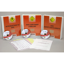 GHS Set of 3 DVD Training Programs (#V0001579EO)