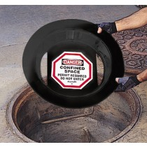 "Allegro 26"" Manhole Sign (#9400-26)"