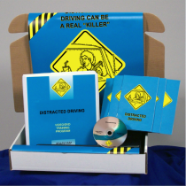 Distracted Driving DVD Kit (#K0002299EM)