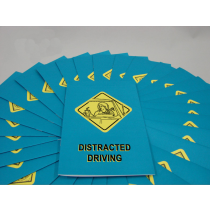 Distracted Driving Booklet (#B0002290EM)