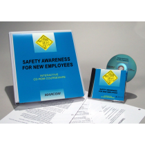 Safety Awareness for New Employees Interactive CD (#C0003700ED)