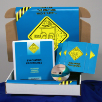 Evacuation Procedures DVD Kit (#K0002409EM)