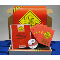 Aerial Lifts in Industrial and Construction Environments DVD Kit (#K0001719EO)