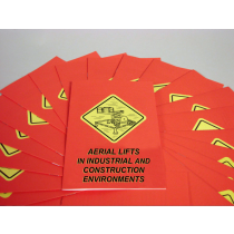 Aerial Lifts in Industrial and Construction Environments Booklet (#B0001710EX)