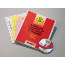 Scissor Lifts in Industrial and Construction Environments DVD Program (#V0001729EO)