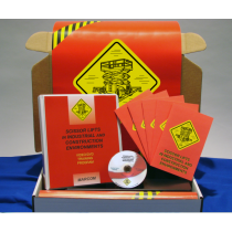 Scissor Lifts in Industrial and Construction Environments DVD Kit (#K0001729EO)