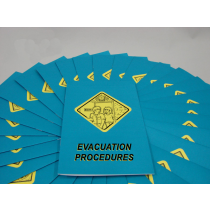 Evacuation Procedures Booklet (#B0002400EM)