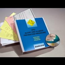 I2P2: Injury and Illness Prevention Programs DVD (#V0002529EM)