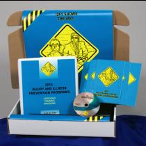 I2P2: Injury and Illness Prevention Programs DVD Kit (#K0002529EM)