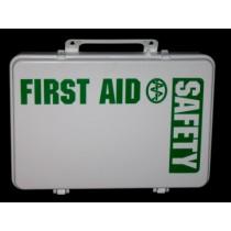 First Aid Kit, 36-unit (empty, plastic) (#209-008)