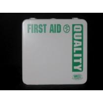 First Aid Kit, 24-unit (empty, metal) (#209-026)