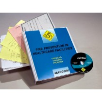 Fire Prevention in Healthcare Facilities DVD Program (#V0002939EM)