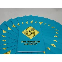 Fire Prevention Booklet (#B000FPS0EM)