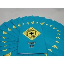 First Aid Booklet (#B000BFA0EM)