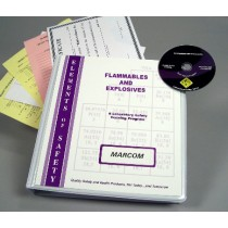 Flammables and Explosives in the Laboratory DVD Program (#V0001959EL)