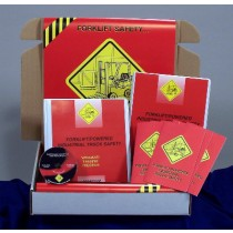 Forklift/Powered Industrial Truck Safety DVD Kit (#K0002639EO)