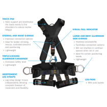 Rescue Harness (#FUY119L)